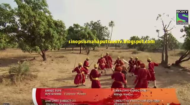Sinopsis Mahaputra Episode 117