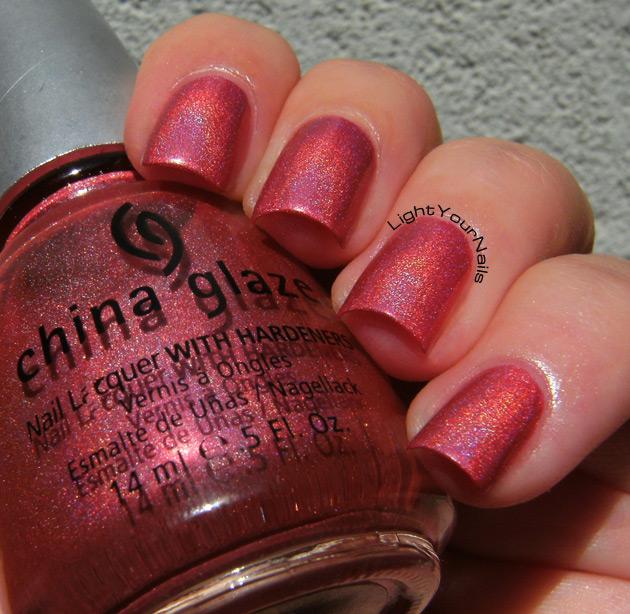China Glaze TMI