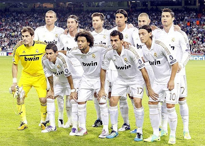 REAL MADRID CF 2013