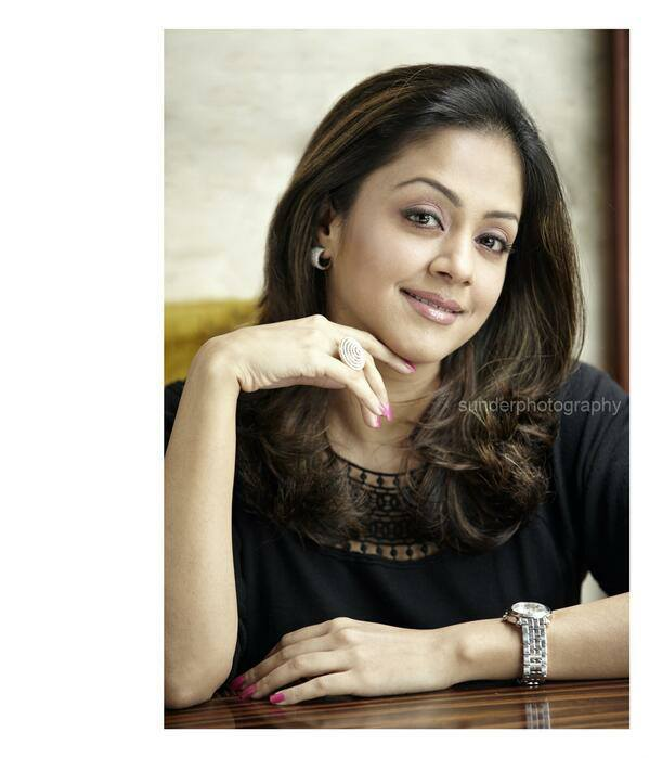 Jyothika Latest Gorgeous Photo Shoot