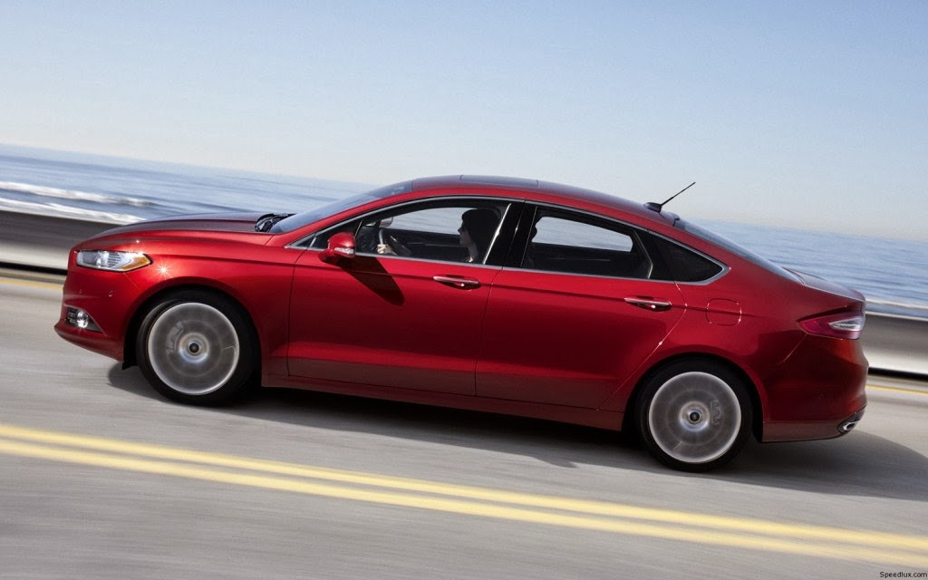 Ford Fusion Hybrid Photos