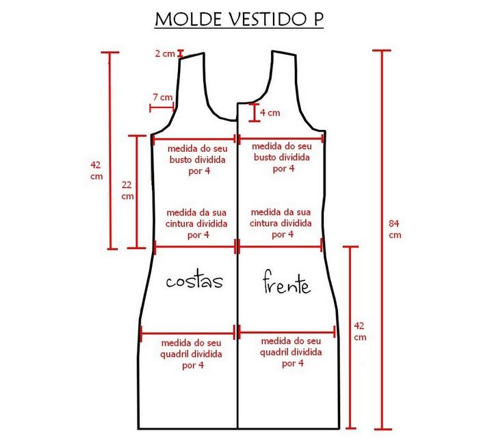 DIY: vestido tubinho | The Cherry Tale