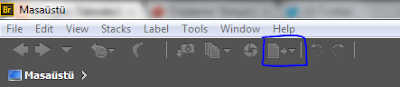 Adobe Bridge PDF  dosyası hazırlama