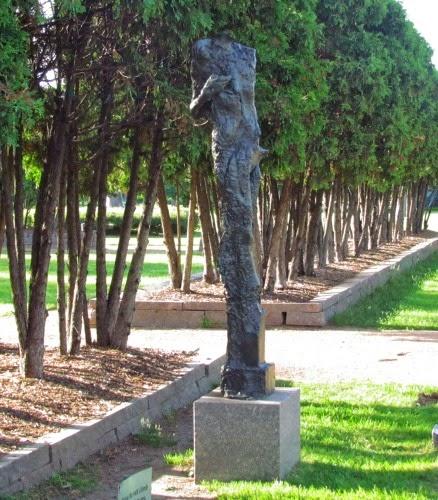 de paso por jard n de las esculturas minneapolis usa