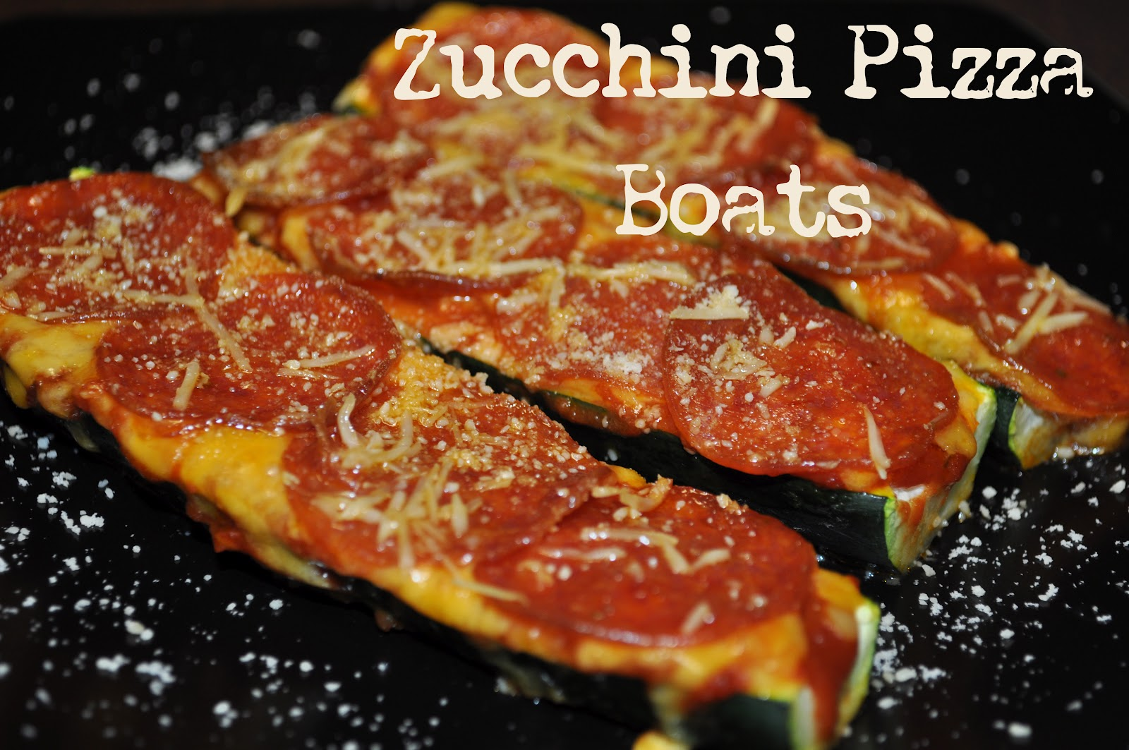 Zucchini Pizza Recipe — Dishmaps