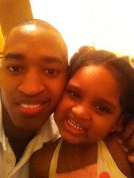 me and lil sis nicholas G