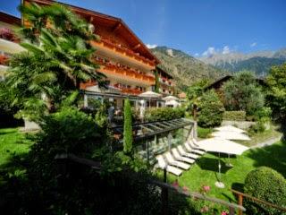Hotel Stachelburg in Partschins bei Meran