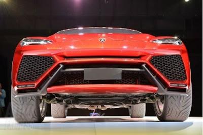 Lamborghini SUV - Urus 3