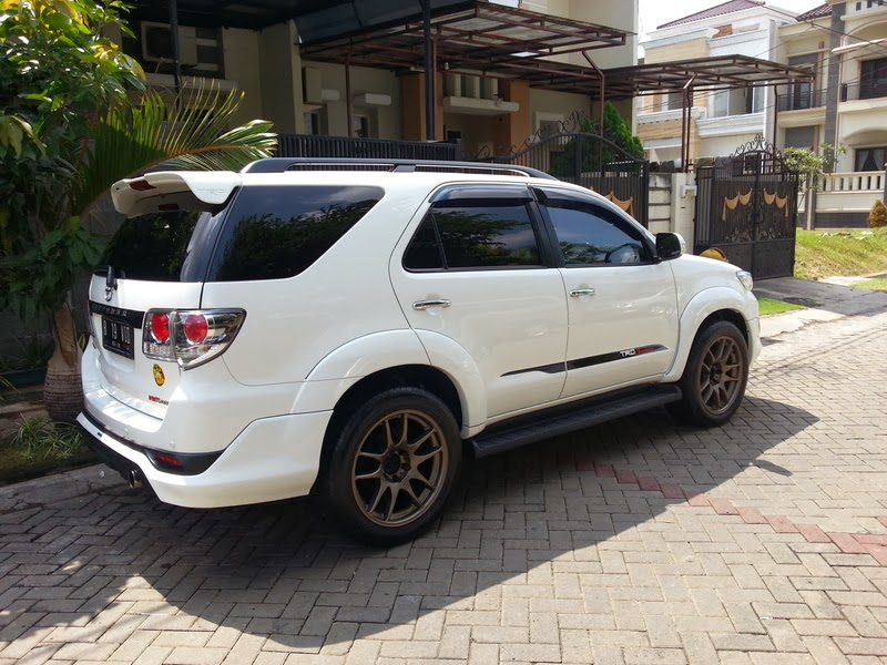 modifikasi toyota fortuner diesel