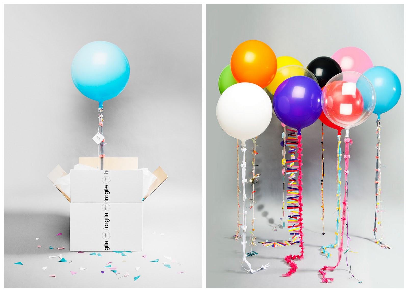 Darling Darleen: Bonbon Balloons
