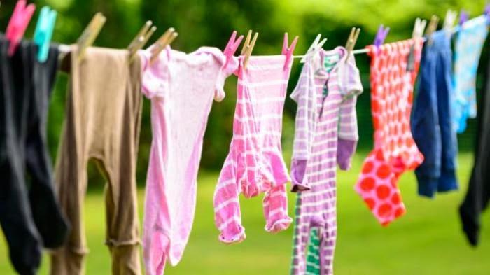 Ini Bahayanya Anda Mengeringkan Pakaian di Dalam Rumah