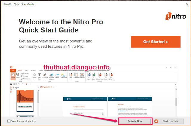 Nitro Pro 10 full key