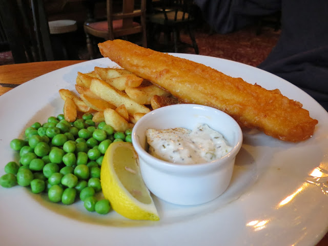 quod brasserie fish and chips