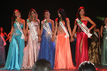 MISS BRASIL LATINA 2012