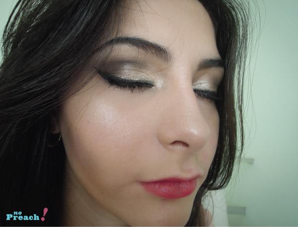 Bárbara Urias - sugestão de maquiagem para o natal