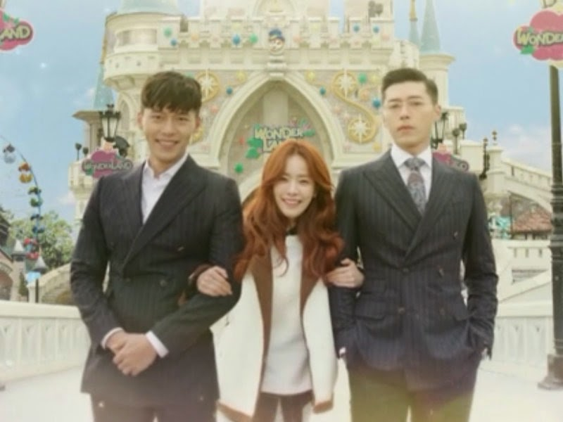 Hyde, Jekyll, Me Episode 1