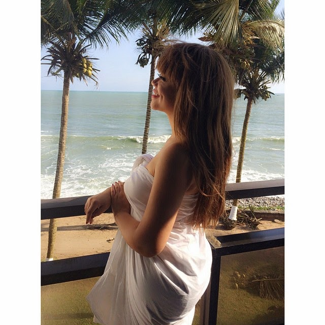 Actress Nadia Buari Post Sexy Pics to Celebrate Her Birthday