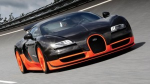 Bugatti Veyron, Fastest Car, Guinness World Records