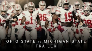 NCAAF : No.9 Michigan State at No. 3 Ohio State