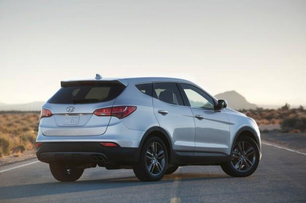 Hyundai Santa Fe - coches y motos 10