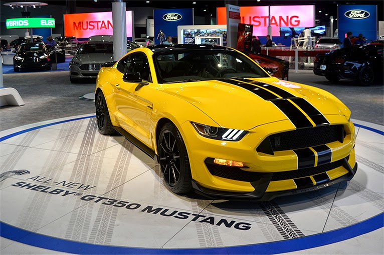 Atlanta International Auto Show 2015 | Georgia World Congress Center