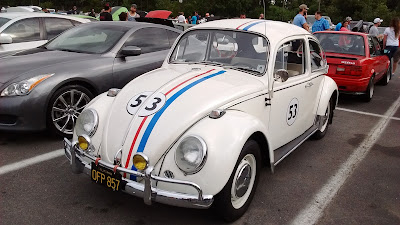 VW Herbie Bug