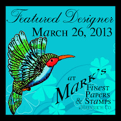 Featured Designer March 26, 2013