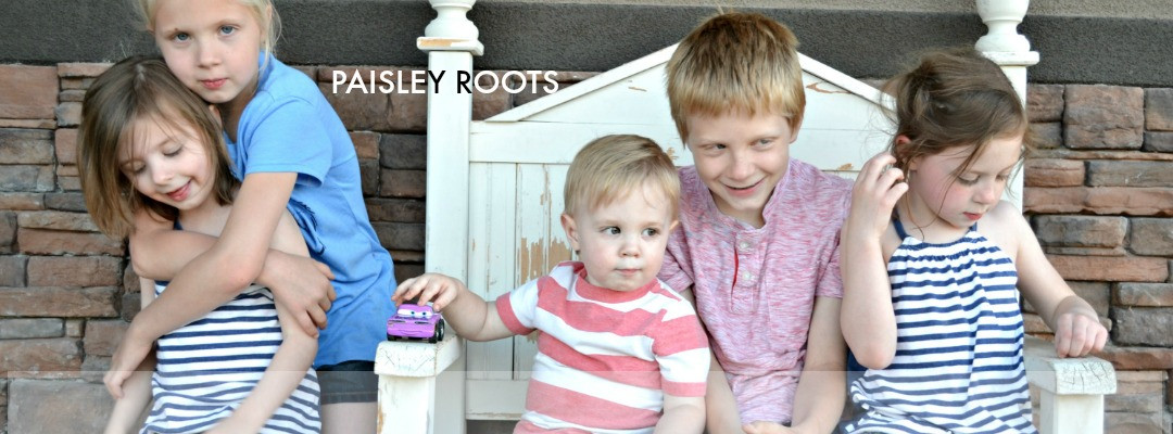 Paisley Roots