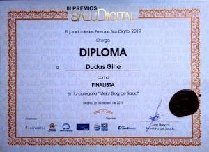 Premio de Salud Digital