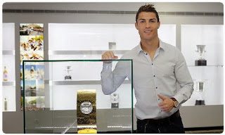 Ronaldo opened his own Museum in his hometown