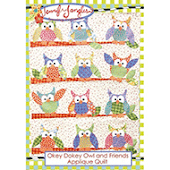 Okey Dokey and Friends Quilt