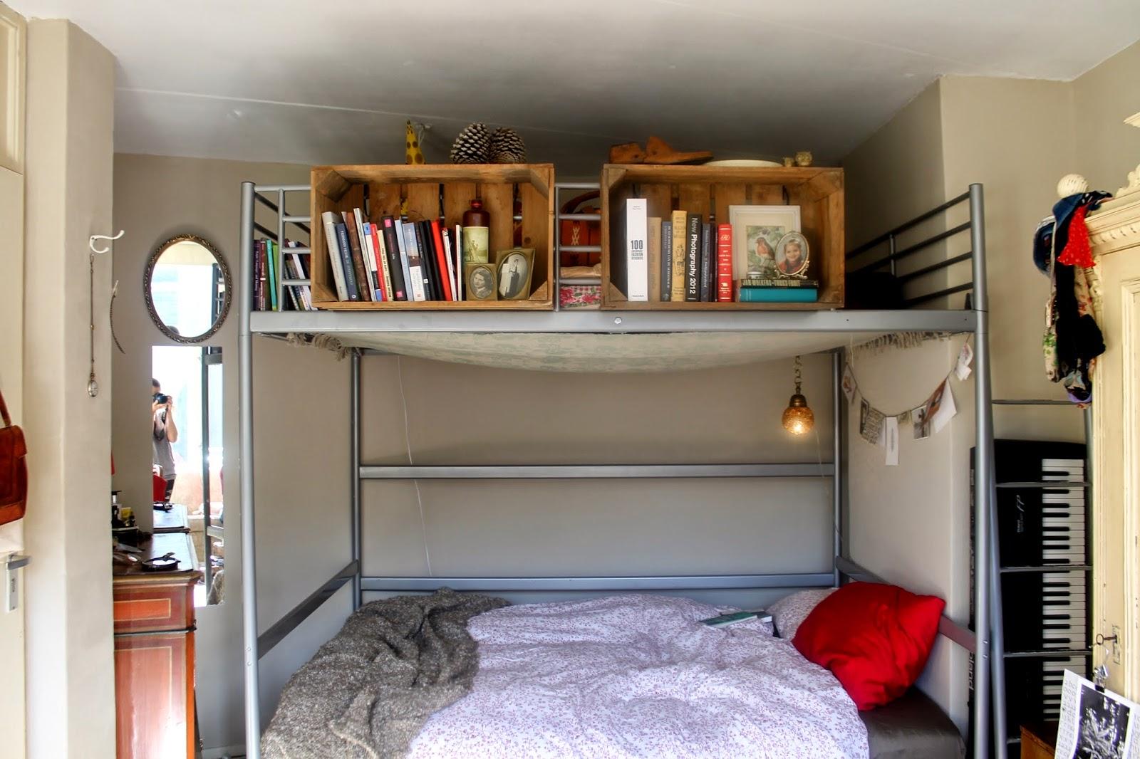 Indeling Kleine Slaapkamer : Slimme tips ruimte besparende inrichting