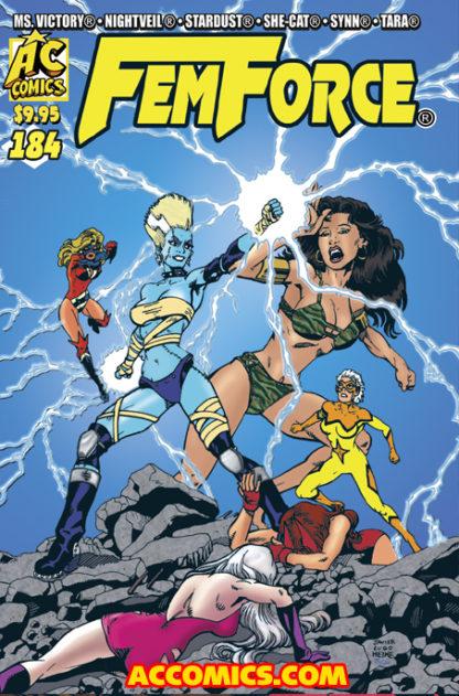 Visit AC Comics!