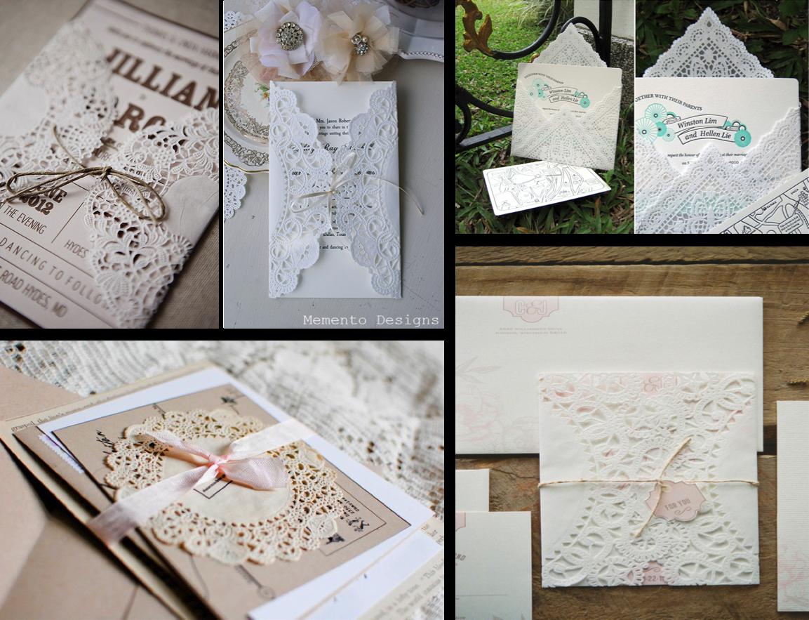 Momentips diy 4 las 1001 ideas con blondas de papel - Fotos originales para hacer en casa ...