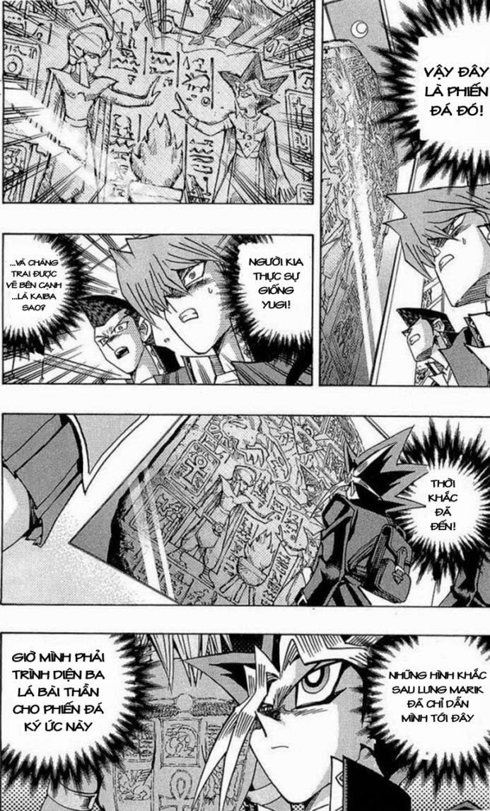 YuGi Oh – Vua Trò Chơi chap 282 Trang 14