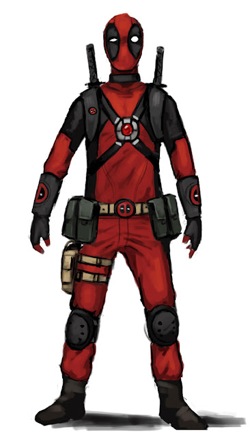 Cool lady deadpool costume how to make a deadpool costume how to make a deadpool costume solutioingenieria