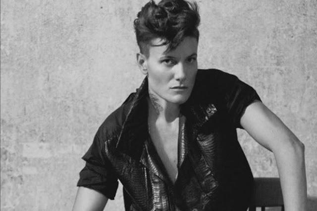 Casey Legler, model perempuan yang bekerja sebagai laki-laki