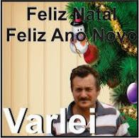 Cantagalo:Mario Varlei deseja a todos um Feliz Natal e um próspero ano novo