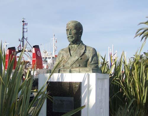 José Enrique Rosende Martínez. Ceuta