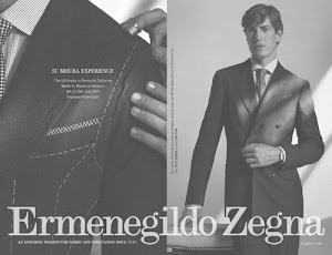 Ermenegildo Zegna Su Misura (MTM) Suit