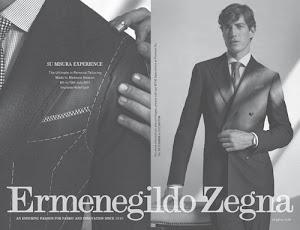 Ermenegildo Zegna Su Misura (MTM) Suit