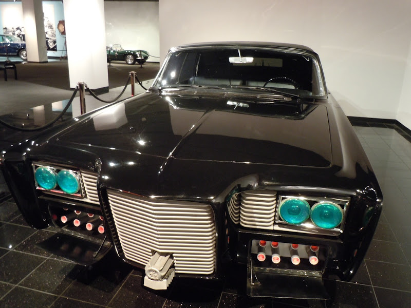 Green Hornet TV Imperial Black Beauty