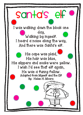 The Very Busy Classroom Two More Poems For Christmas