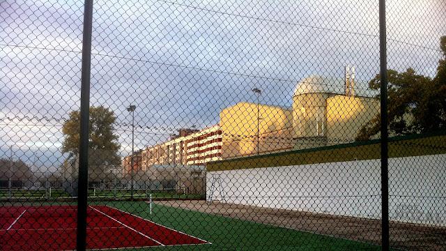 Crepúsculo urbano, 2013 Abbé Nozal