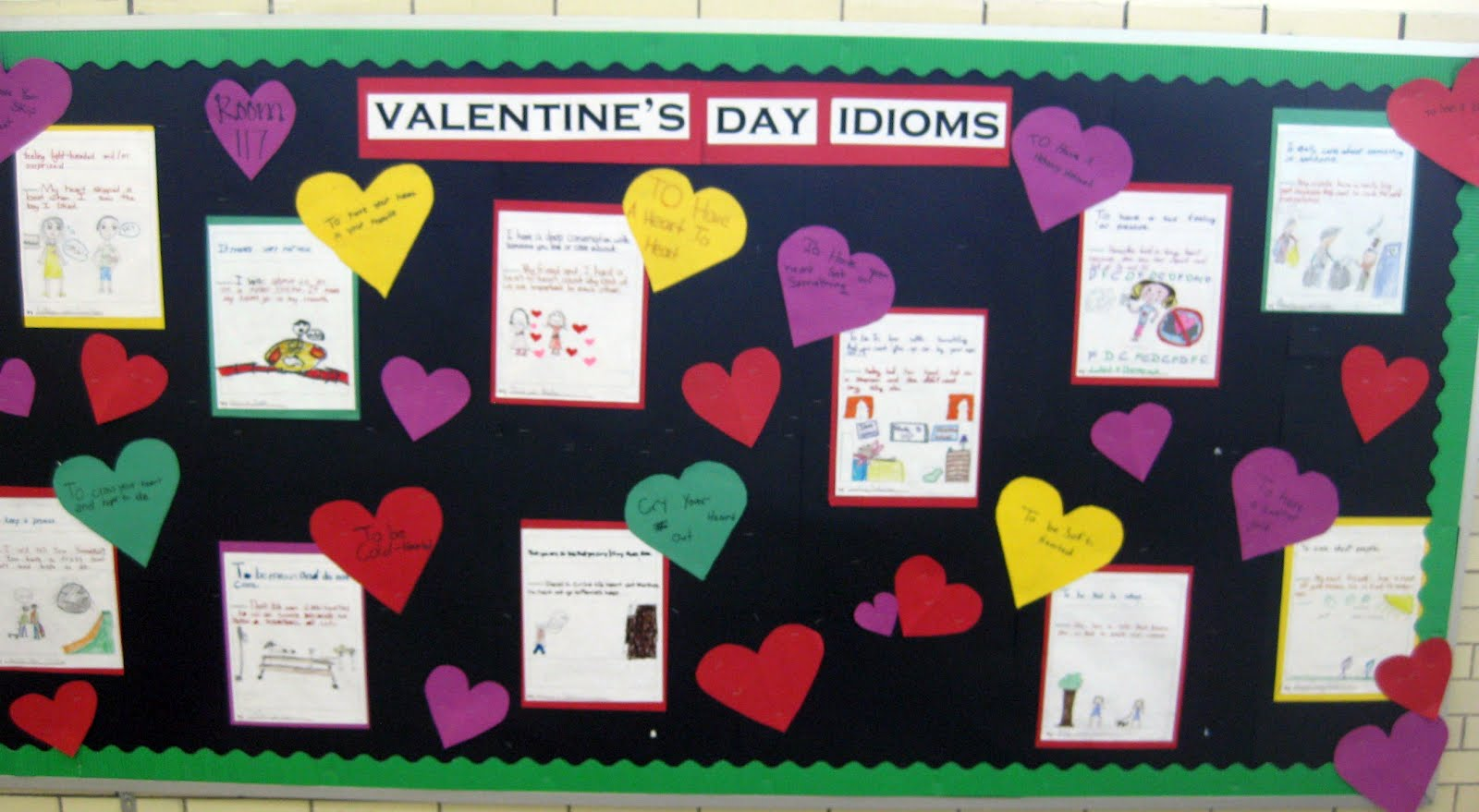 Valentineu0027s Day Bulletin Boards