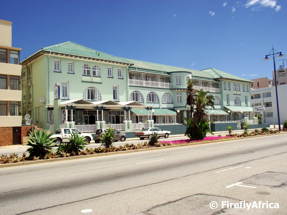 Port elizabeth daily photo humewood hotel on marine drive - Accomadation in port elizabeth ...