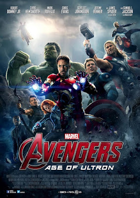 The Avengers: Age of Ultron [2015] [NTSC/DVDR-Custom HQTS] Ingles, Español Latino