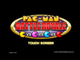 PAC-MAN Battle Royale iPad game by Namco available for free download