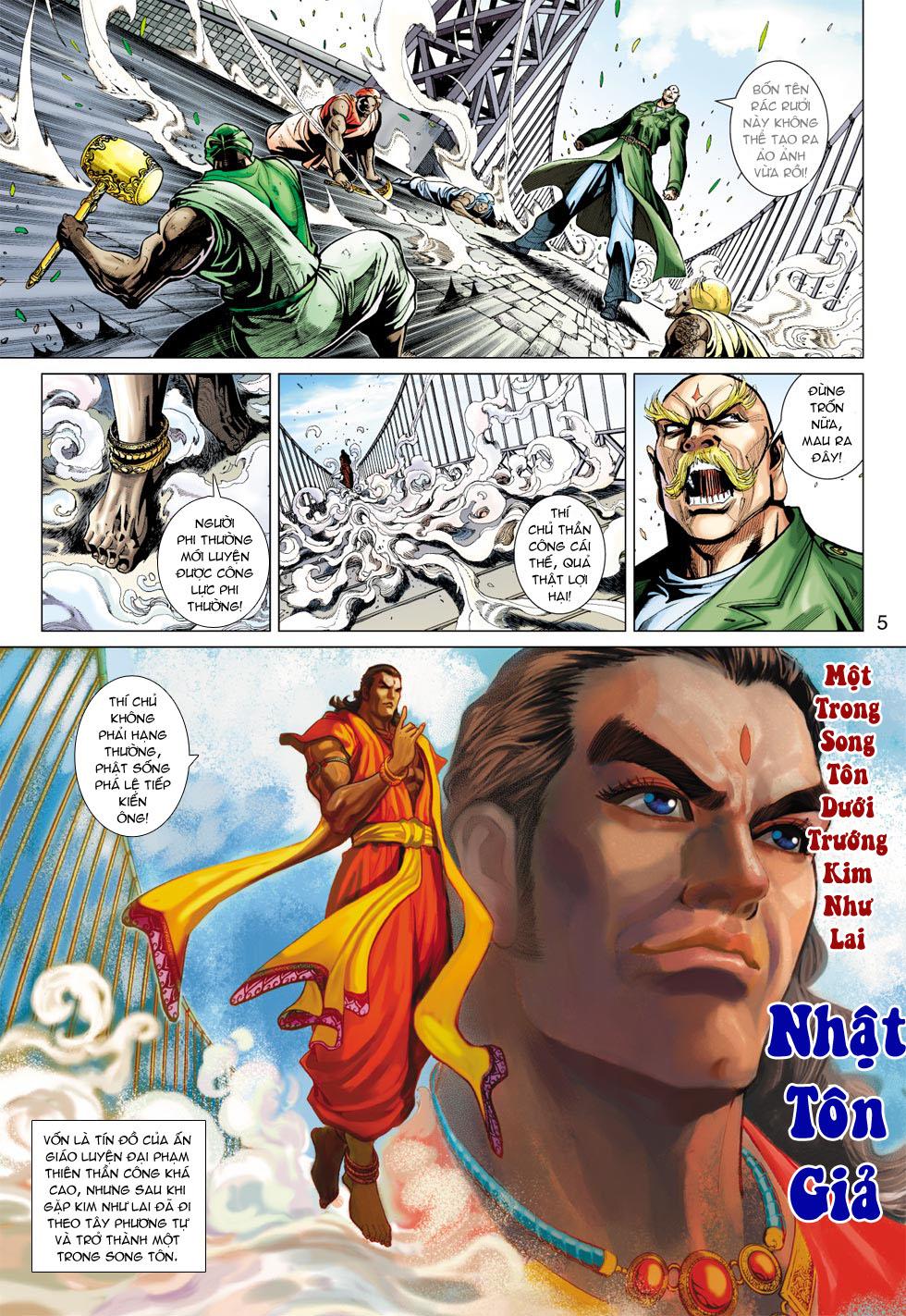 Tân Tác Long Hổ Môn trang 38