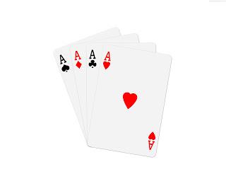 Poker ases